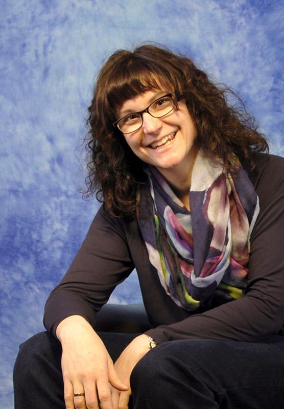 Yoga-Lehrerin Kerstin Forscht